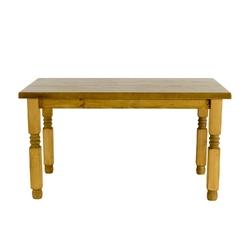 Stół do jadalni cevilo 140x80 cm drewniany