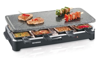 Grill elektryczny raclette severin rg2343