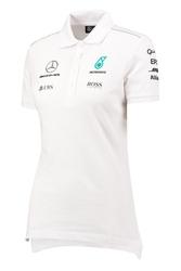 Koszulka polo damska mercedes amg