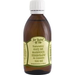 Olej ze słodkich migdałów 100 ml do masażu