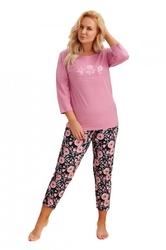 Piżama damska taro 2242 2021 nina z20 plus size