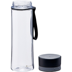 Butelka na wodę aveo aladdin 0,6 litra, przezroczysta 10-01102-112