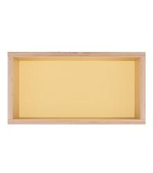 Półka Migos 40 cm żółta