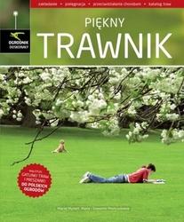 Piękny trawnik – książka poradnik – mynett, prończukowie