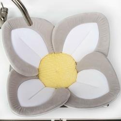 Kwiat lotosu do kąpieli blooming bath - biały