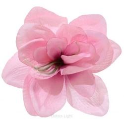 Amarylis wyrobowy 17 cm - różowy - róż