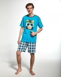 Cornette famp;y boy 55127 pineapple piżama chłopięca