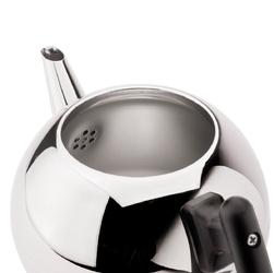 Dzbanek termiczny do herbaty 1,2 litra bella ronde bredemeijer stal polerowana 101001