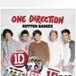 One Direction Best Song Ever - zestaw 6 przypinek