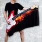 Ręcznik gitara