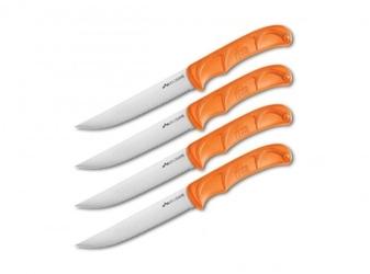 Nóż outdoor edge wild game steak knives orange