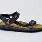 Sandały nik 07-0090-42-9-01-03 czarny