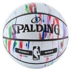 Piłka do koszykówki spalding nba marble series outdoor na orlik