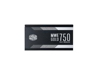 Cooler master zasilacz mwe 750w modularny 80+ gold