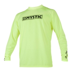 Lycra mystic star quickdry ls lime 2019