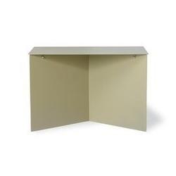 Hkliving :: prostokątny stolik kawowy oliwkowy metalowy wys. 35 cm
