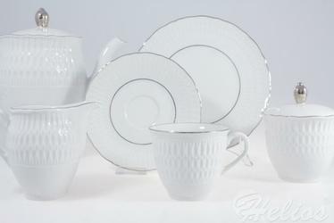 Garnitur do kawy dla 12 os. 39 części - 3607 SOFIA  Platynowa