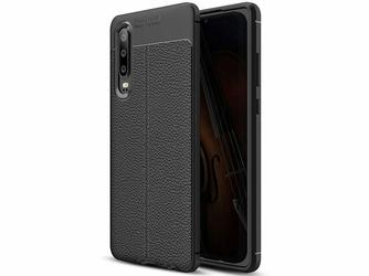 Etui Alogy Leather Armor do Huawei P30 czarne