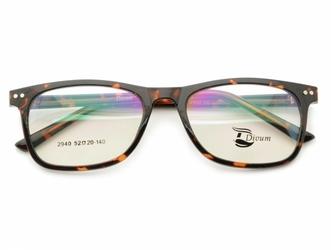 Oprawki okularowe pod korekcję lenonki st2940b panterka