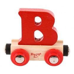 Wagonik literka b