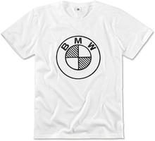 Koszulka męska bmw logo