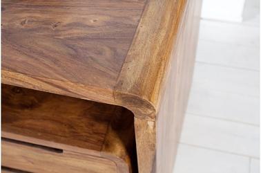 Drewniane biurko goa 150 cm