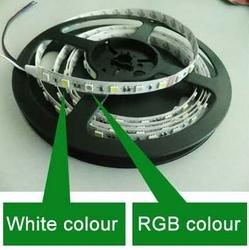 Taśma LED RGBW - biały ciepły - IP63