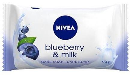 Nivea blueberry  milk, mydło toaletowe, 90g