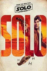 Solo: A Star Wars Story Han Solo - plakat