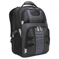 Targus Plecak na laptopa DrifterTrek 15.6-17.3 z wyjściem USB, czarny