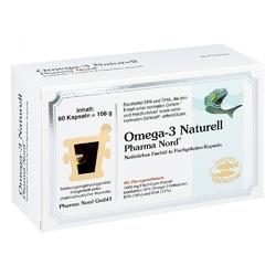 Omega 3 naturell pharma nord kapsułki