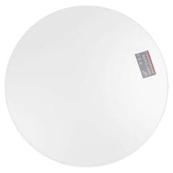 Kokoon design - blat stołowy, okrągły, biały - biały