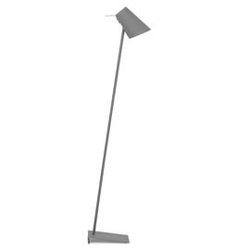 Its about romi :: lampa podłogowa metalowa cardiff szara
