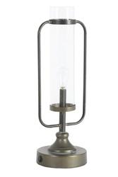 Industrialna lampka stołowa led raddie