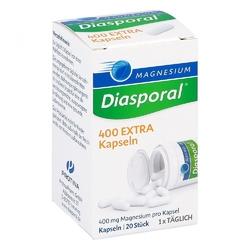 Magnesium diasporal 400 extra kapsułki