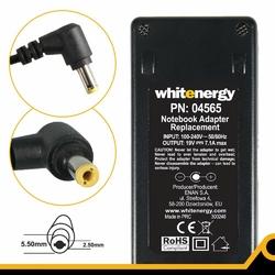 Whitenergy zasilacz 19v | 7.1a 135w wtyk 5.52.5 04565