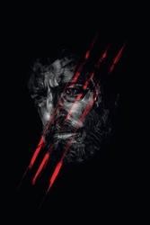 Logan wolverine - plakat premium wymiar do wyboru: 30x40 cm