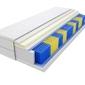 Materac kieszeniowy kolonia multipocket 100x125 cm średnio twardy visco memory dwustronny