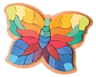 Motyl 3+, tęczowy, grimms