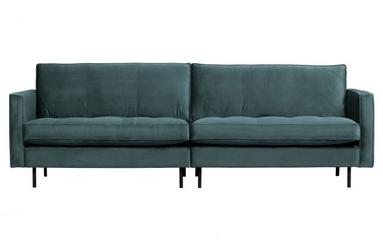 Be pure klasyczna sofa rodeo 3-osobowa turkusowy 800576-198