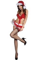 Livia corsetti christmas hope kostium mikołajki