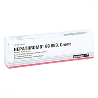 Hepathromb creme 60 000 i.e.