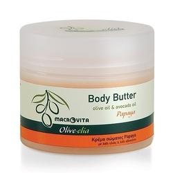 Macrovita masło do ciała olivelia papaya 200ml bio - papaya