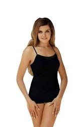 Koszulka damska babell alina czarna