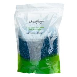 Depilflax 100 wosk film wax perełki azulen 1000g