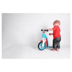 Highwaybaby plus hulajnoga rowerek 2w1 blue
