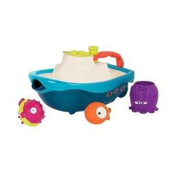 B.toys zestaw do kąpieli - łódka z akcesoriami