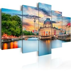 Obraz - wyspa muzeów w berlinie