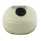 Gąbkowy filtr powietrza hiflofiltro hff2024 3130735 kawasaki klr 650