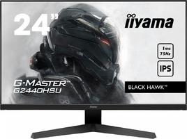 Iiyama monitor 27 cali g2740hsu-b1 ips,fhd,75hz,1msmprt,hdmi,dp,freesync